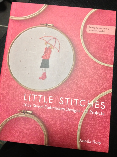 Little Stitches by Aneela Hoey